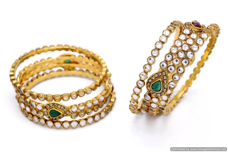 latest designs of bangles