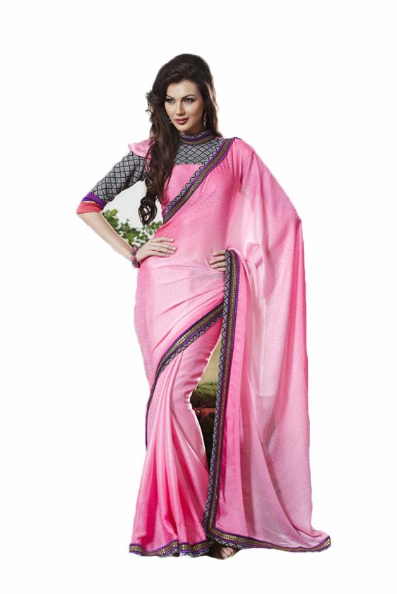 designer saree for office