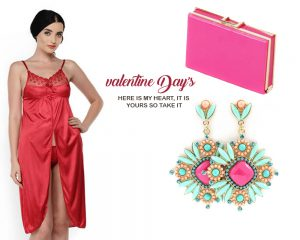 Valentine day gifts for her