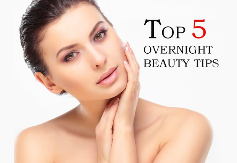 Top-5-Beauty-Tips