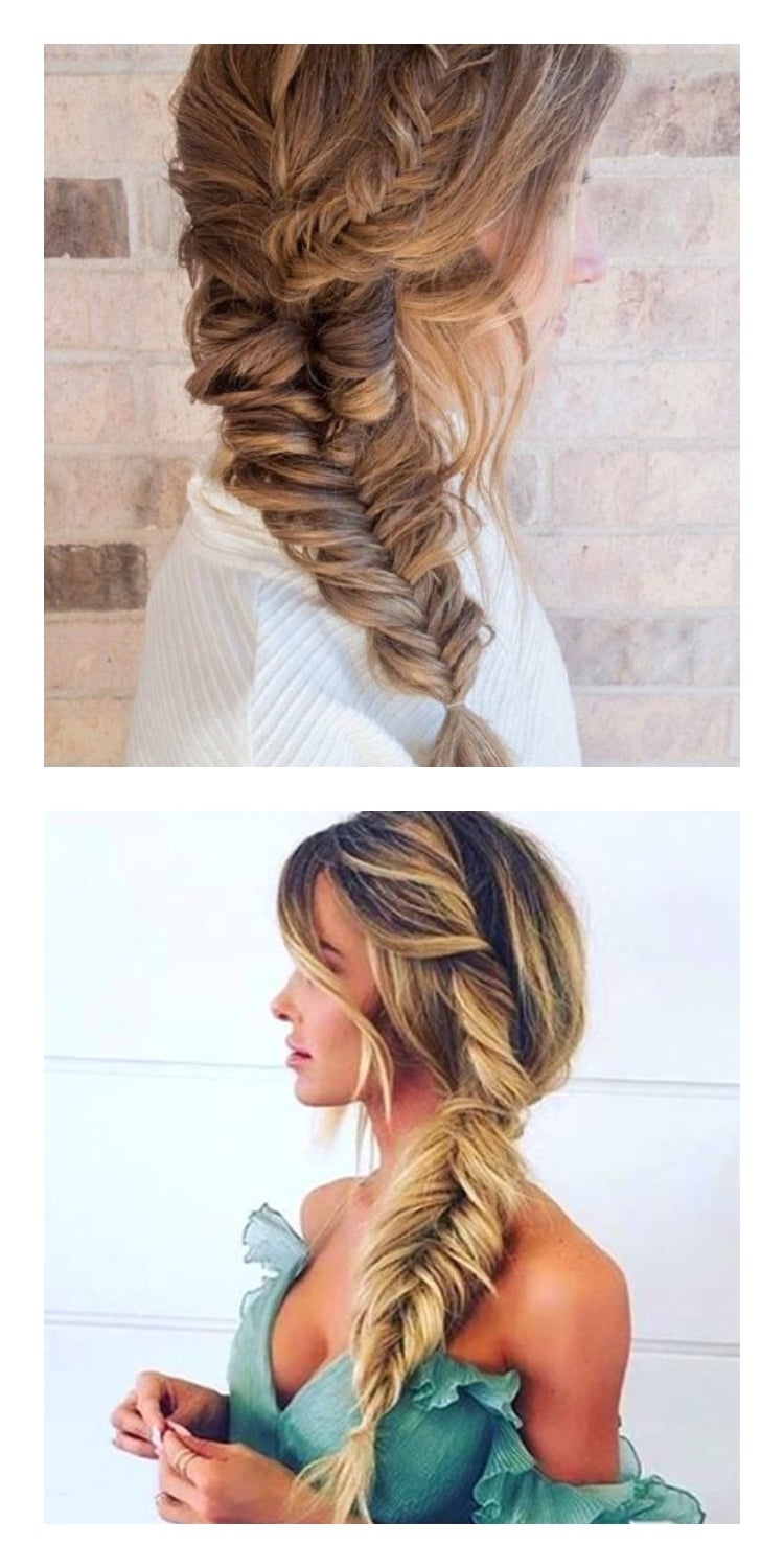 10 Quick And Easy Hairstyles For Long Hair