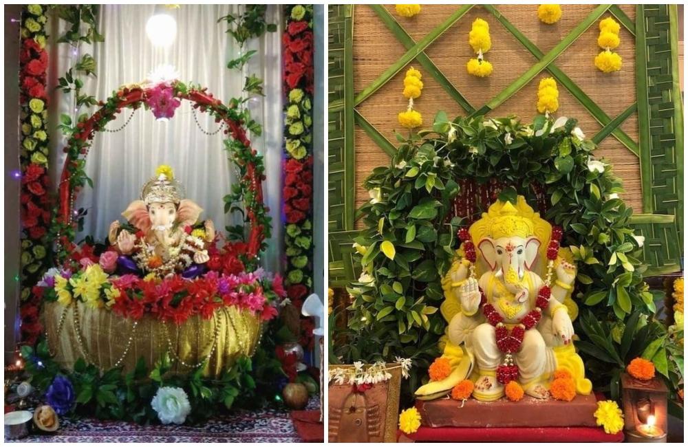 ganpati bappa decoration