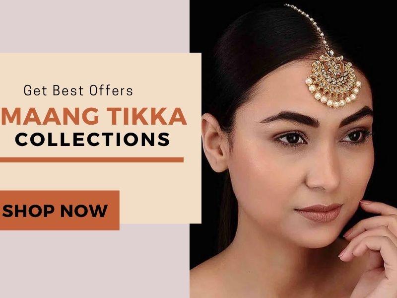 Maang tikka-Collections
