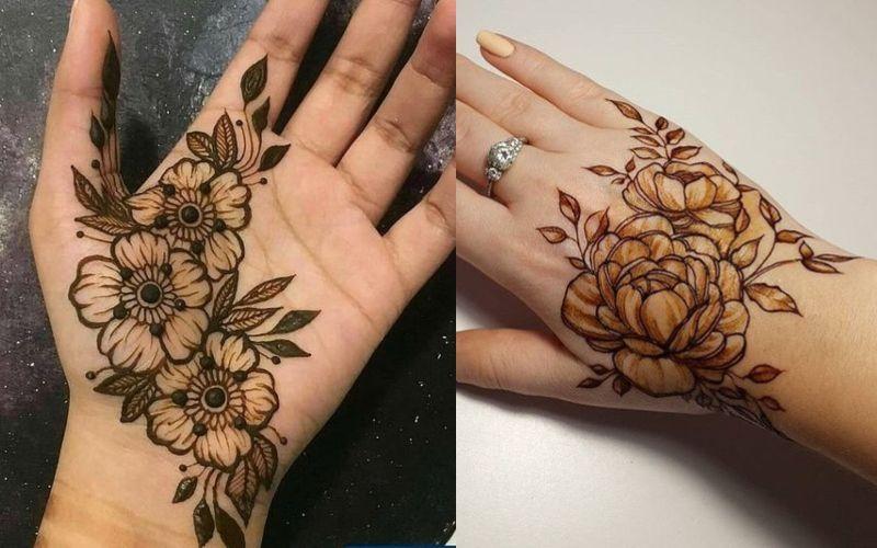 Dussehra Mehndi Designs 2019